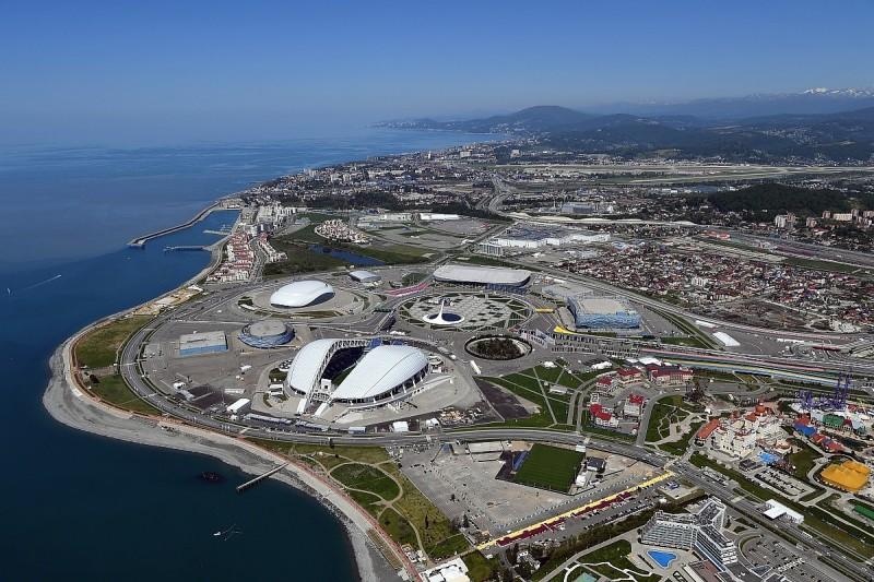 Sochi promoters targeting 30,000 spectators for F1's Russian GP