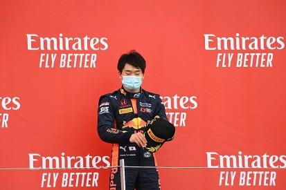 "Honda: Tsunoda ""showed how much he has grown"" with F2 win"