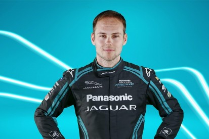 Blomqvist steps in to replace Calado at Jaguar for Berlin FE finale