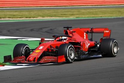 Ferrari open to making F1 chassis change for Vettel