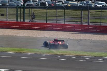 Binotto: Vettel spin hurt 70th Anniversary GP race more than Ferrari's strategy