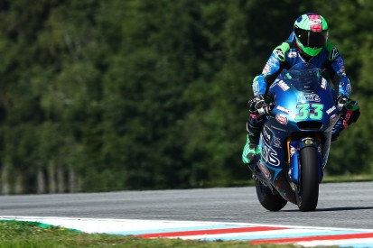 Moto2 Czech Republic: Bastianini takes championship lead with Brno victory