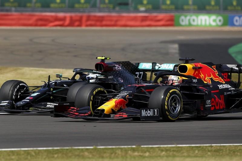F1 70th Anniversary GP: Verstappen beats Hamilton and Bottas at Silverstone