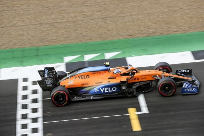 Norris: F1 choice of softer tyres for 70th Anniversary GP the right call