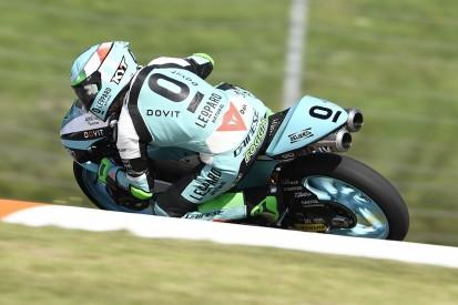 Moto3 Czech Republic: Foggia claims maiden win ahead of Arenas in Brno