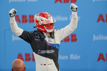 Berlin E-Prix III: Guenther holds off Frijns to secure FE victory by 0.1s