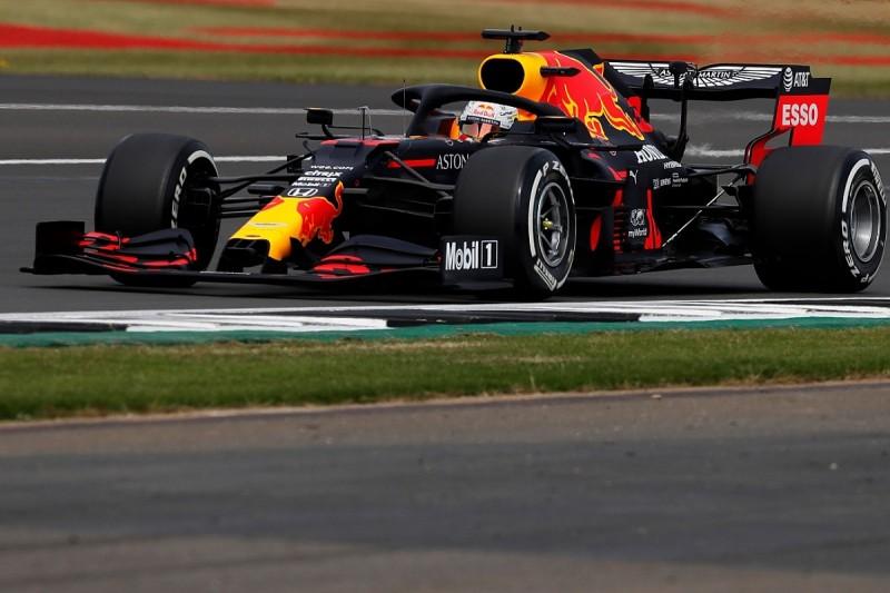 Verstappen explains call to start F1 70th Anniversary GP on hard tyre