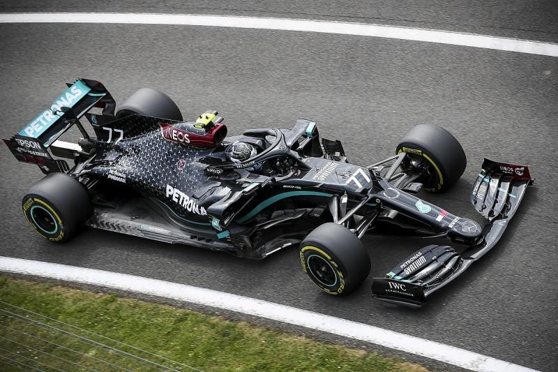 F1 70th Anniversary GP: Bottas beats Hamilton to pole position