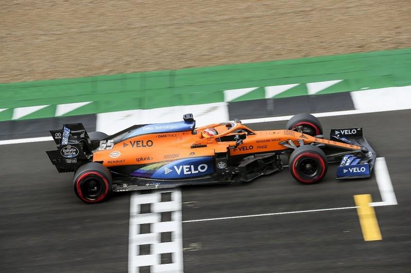 Sainz: McLaren lacked top speed due to F1 car bodywork changes