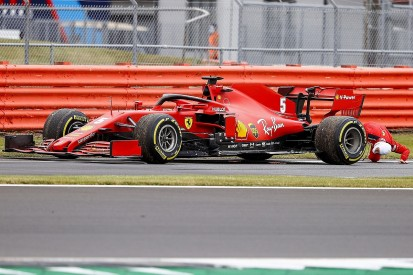 Ferrari makes engine change on both F1 cars after Vettel FP2 failure