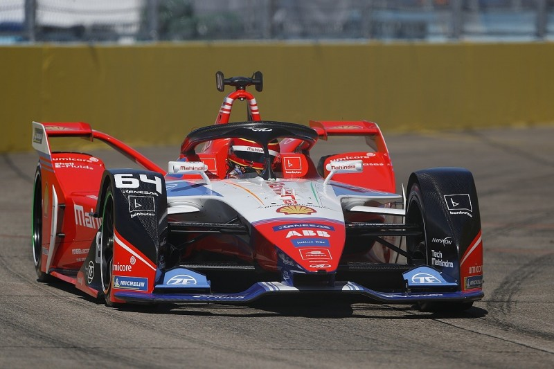 Berlin Formula E: D'Ambrosio leads combined Berlin practice times