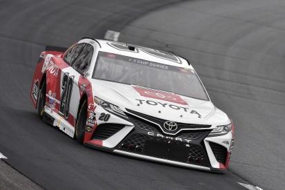 Two-time NASCAR Cup race winner Jones loses JGR drive for 2021