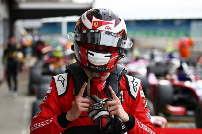 Silverstone F2: Ferrari junior Ilott becomes first repeat polesitter of 2020