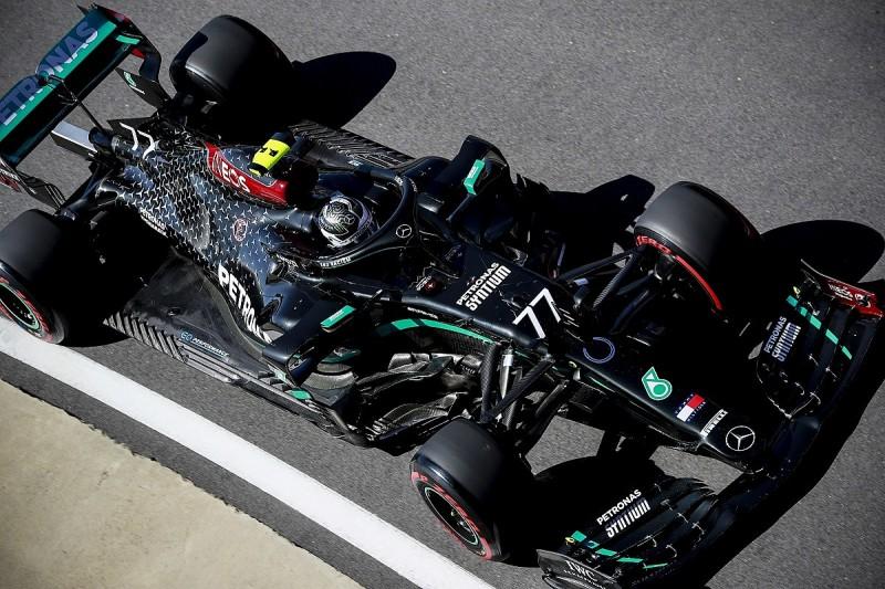 F1 70th Anniversary GP: Bottas pips Hamilton in FP1 at Silverstone