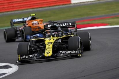 """Norris explains misjudgement for """"basic"""" Ricciardo overtake in F1 British GP"""