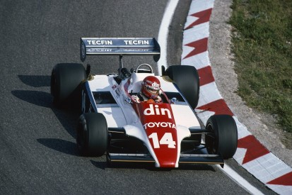 Herbert to race 1981 Ensign in Masters Historic F1 at Brands Hatch