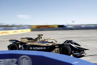 Da Costa romps to pole in second Berlin FE race, Evans down in 17th