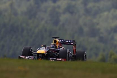 "Vettel: ""German Siberia"" weather could impact Nurburgring F1 race"