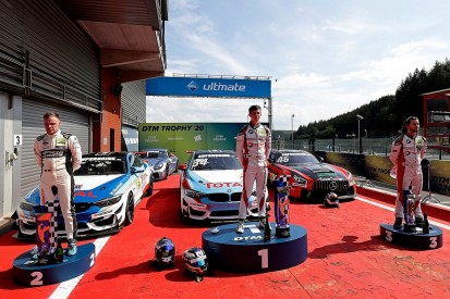 BRDC Rising Star wins first race of new DTM support series