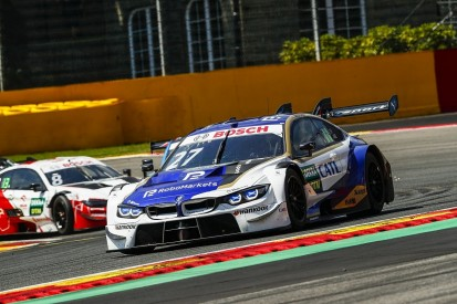 DTM cars break 300km/h barrier for first time in Spa season opener