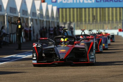 Berlin E-Prix: Rowland leads first practice as FE returns to action