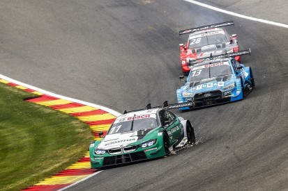 "Wittmann: Audi in ""different world"" to BMW in Spa DTM opener"