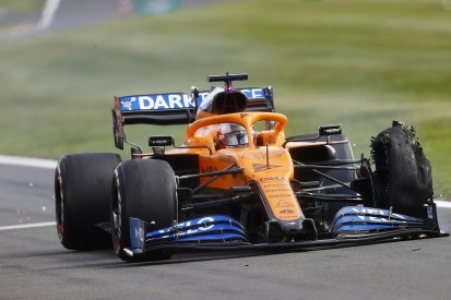 Pirelli explains long stints cause of F1 British GP tyre failures