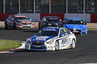 """Sutton hails """"best race car I've driven"""" Infiniti after maiden BTCC win"""