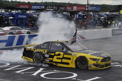Keselowski extends contact at Team Penske into 2021 NASCAR Cup season