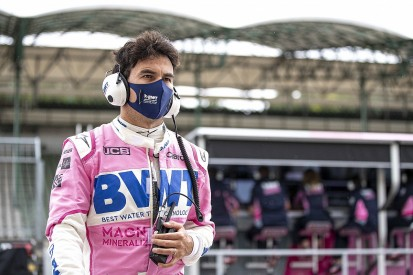 Racing Point waiting on call over Perez Silverstone F1 return
