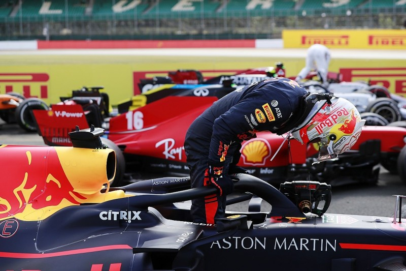 Horner: No guarantee Verstappen would have finished British GP without stop