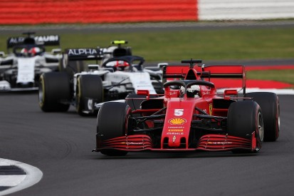 "Something ""doesn't stack up"" over F1 British GP struggles - Vettel"