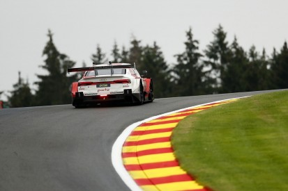 Rast critical of Muller's Eau Rouge move in Spa DTM opener