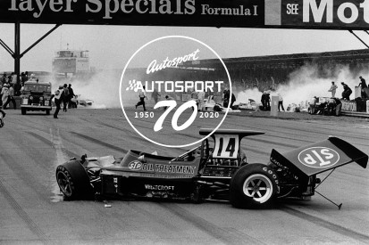 Autosport 70: How Scheckter instigated Silverstone's most famous F1 incident