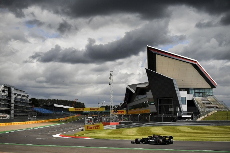 Formula 1 British Grand Prix: How to watch, start time & more
