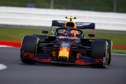 Albon blames balance struggles with Red Bull for British GP Q2 exit