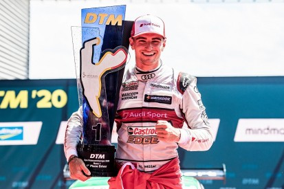 Muller dominates to victory in 2020 DTM opener