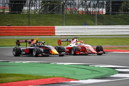 Lawson sees off Piastri for victory in Silverstone F3 opener