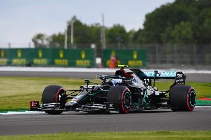 F1 British GP: Bottas beats Hamilton in Silverstone FP3