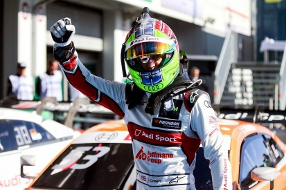 Jamie Green feels 'heavy-hearted' over last DTM title shot