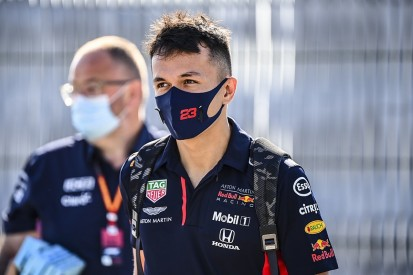 Red Bull's Albon explains F1 engineer switch for British GP