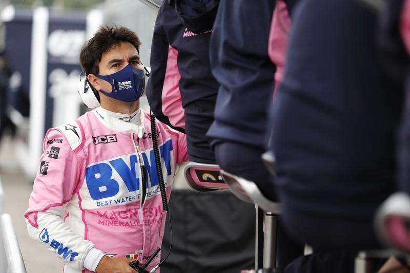 "Perez: Missing F1 British GP ""saddest day of my career"""