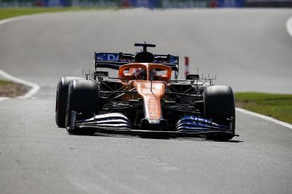 F1 British GP: McLaren trials new aero updates at Silverstone