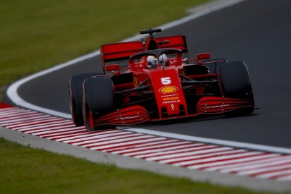 """Vettel """"not in a rush"""" to make decision on F1 future"""