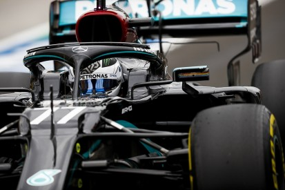 Mercedes alters Bottas dashboard to avoid F1 race start distraction