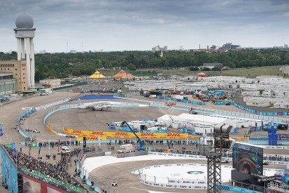 Construction worker dies during Formula E Berlin track build