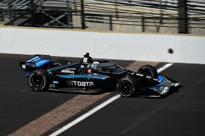 NASCAR Cup's Johnson impresses Ganassi's Hull, Dixon on maiden IndyCar run