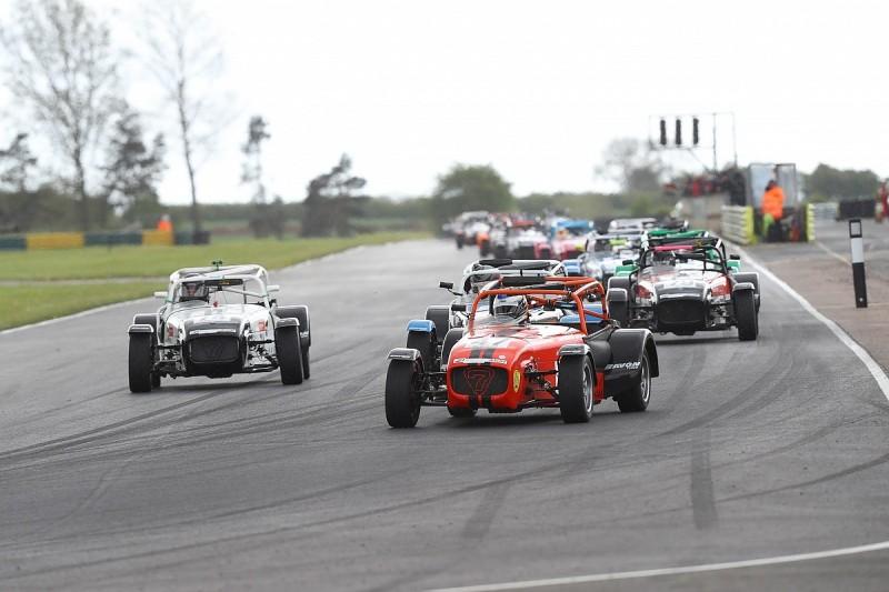 When Formula 1 meets Caterham racing