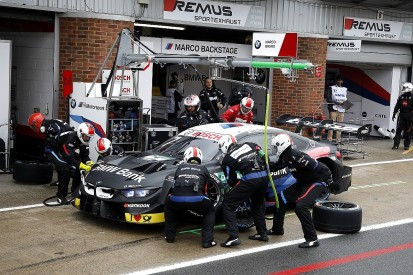 DTM set to bring back pitstop window for 2020 season