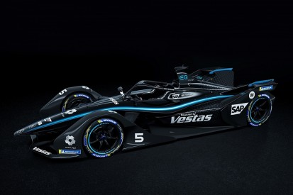 Mercedes FE team switches to black livery in fight against racism